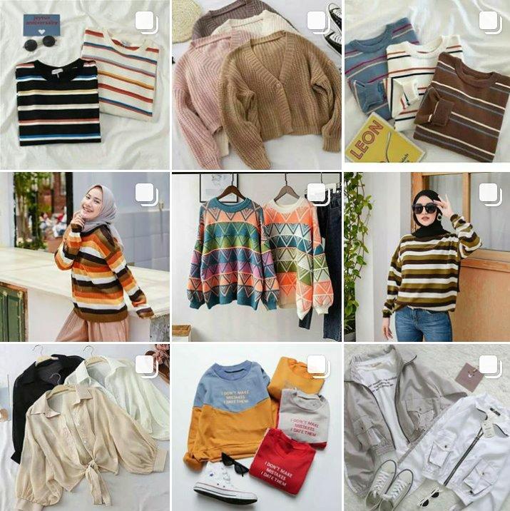 /rlt/ Aneka blouse, dress, tunik, sweater, jacket, cardigan, blazer dan hoodie murmer start dari harga 45k!   katalog? cek @famournt ya   buyy  now or cry later pic.twitter.com/kcRkzxQhZn