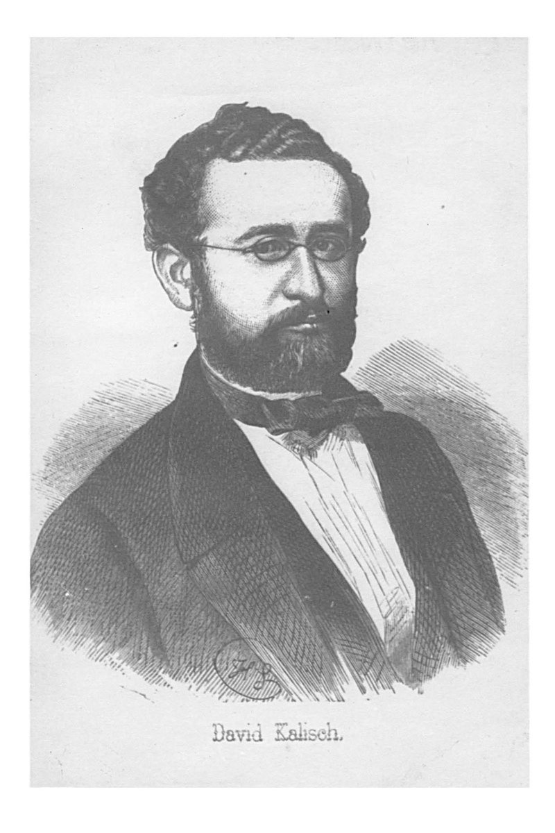 """#HeuteVor200Jahren #OTD 1820 wird David Kalisch, Mitbegründer des #Kladderadatsch und """"Schöpfer der #BerlinerLokalposse"""" in Breslau geboren. Aus den Erinnerungen von Zeitgenosse Max Ring http://nbn-resolving.de/urn:nbn:de:kobv:109-1-12895519…pic.twitter.com/qXQSocKRVh"""