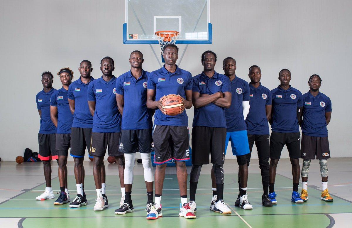 Defining #SouthSudanBasketball history!  🇸🇸🏀 https://t.co/eQFG44ViLL