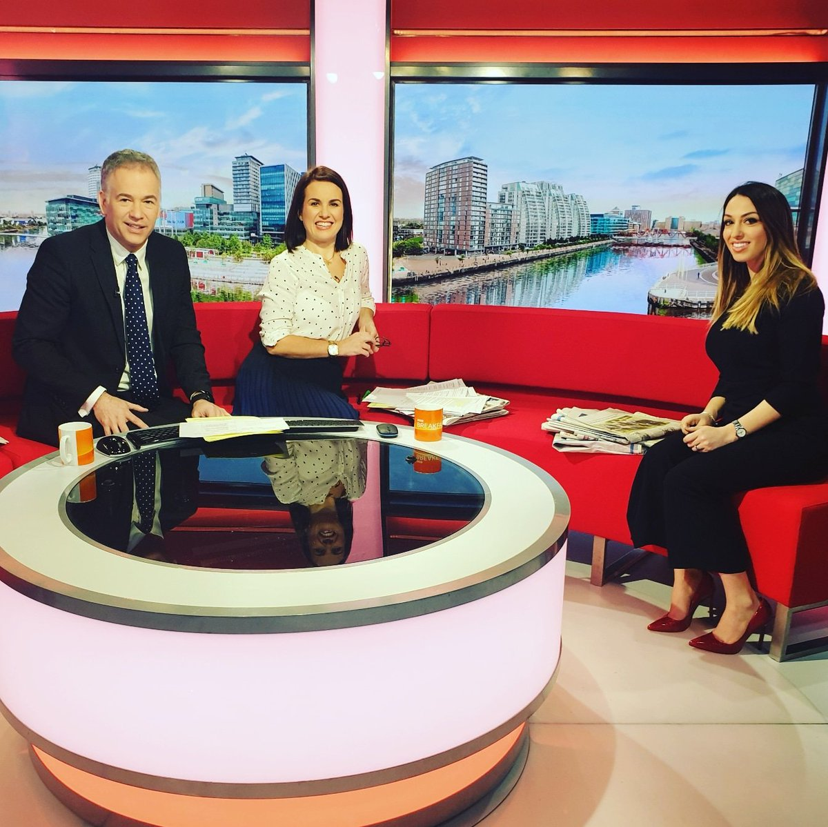 Back on the @BBCBreakfast sofa at 0820 for a second round up of the papers. See you then!