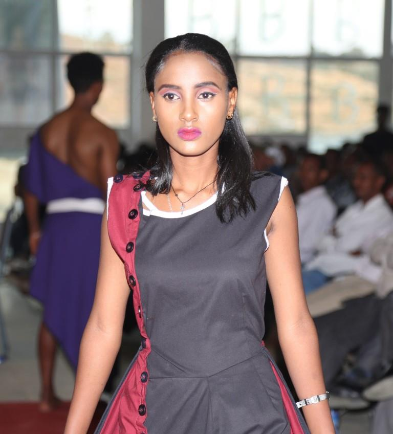 The second annual Saba fashion show held in Adwa campus https://t.co/Klocu1Kadb https://t.co/hPQrNH0do5