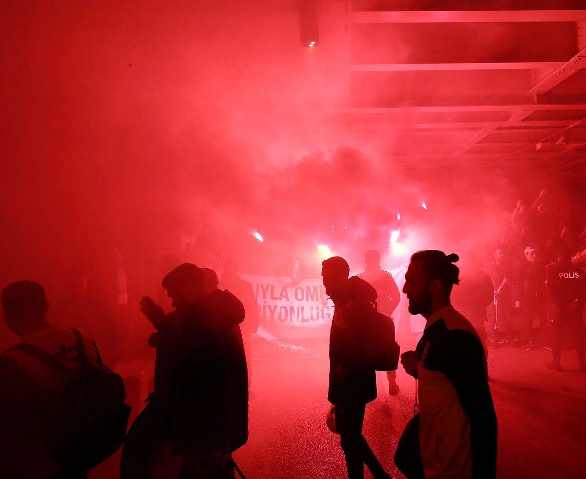 Fenerbahçe söyleyecek son sözü! #OmuzOmuzaŞampiyonluğa