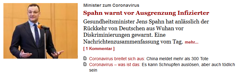 #Coronarivus