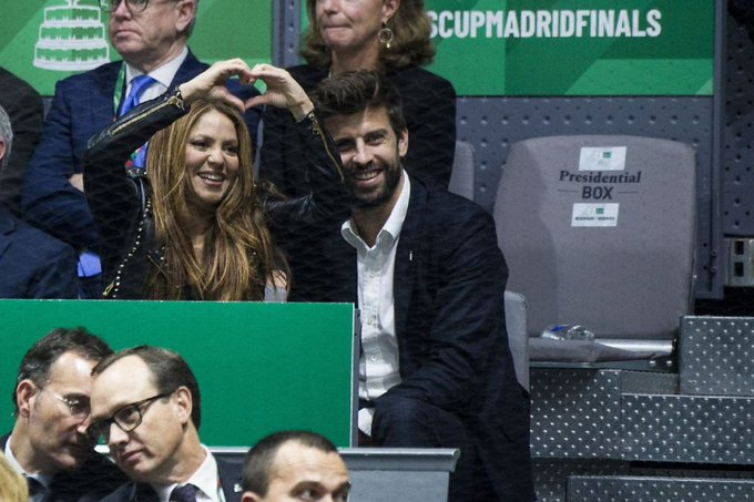 Happy birthday to Pique and Shakira One of the most famous couple in footballing world