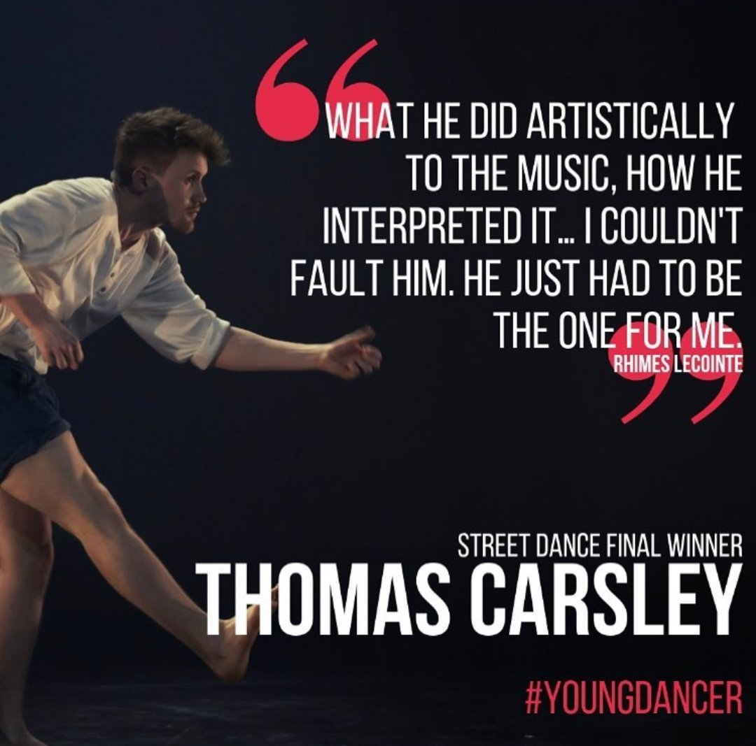 Introducing the first artist in @BConvention Open Art Surgery Wales @TyPawb  Dancer @TCarsley  Who in 2019 won #BBCYoungDancer  He and the other artists will be making new Hip Hop Theatre pieces mentored by @Jonzid @Lennon_Anthony& performing 14th of Feb  https://t.co/Pwhuyii0Cm https://t.co/867rqB4FMr