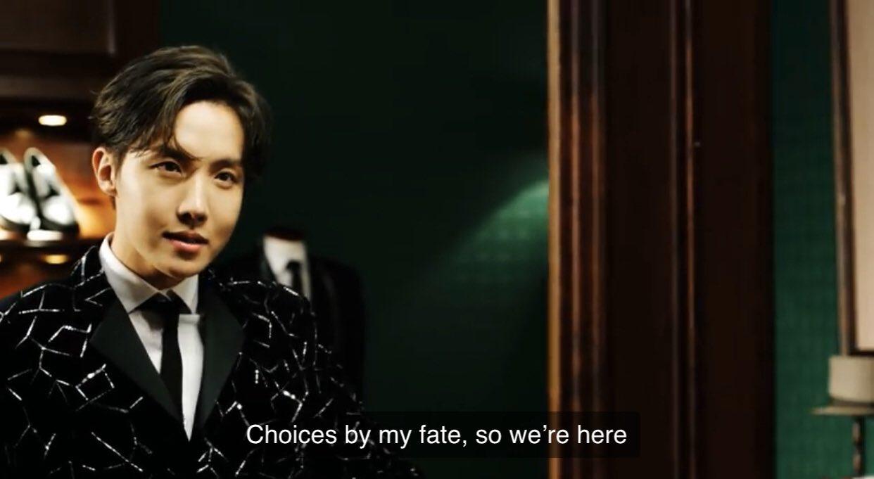 J-Hope BTS Rilis Outro: EGO Sebagai Comeback Trailer Kedua Album Baru Map of The Soul: 7