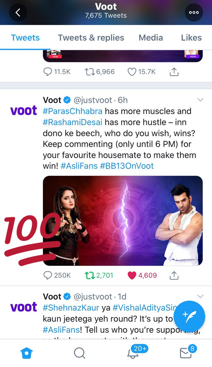 Now compare for yourself! Who are Real Fans? Who are more passionate? @TheRashamiDesai  @ColorsTV  #AsliFans #RashamiDesai #BB13OnVoot https://t.co/DdjimVh2Og