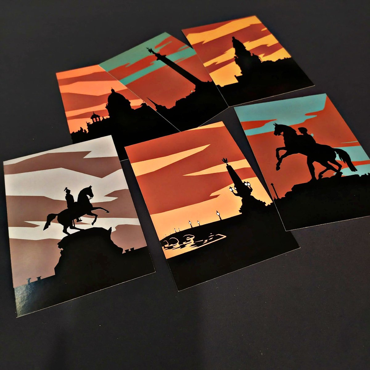 наборы открыток с санкт-петербургом фото