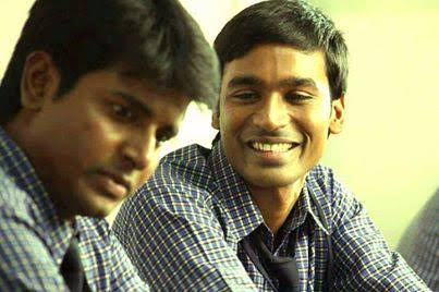 @Siva_Kartikeyan  #8YrsOfInspirationalSK #Moonu - Acted with #Dhanush .Those comedy timings were ultimate 😆 .Many dialogue of urs are still my favorites .But second half la neenga Ila nu  therinjathum paathilaiyae veliya vantean 🙊🙊🙊.