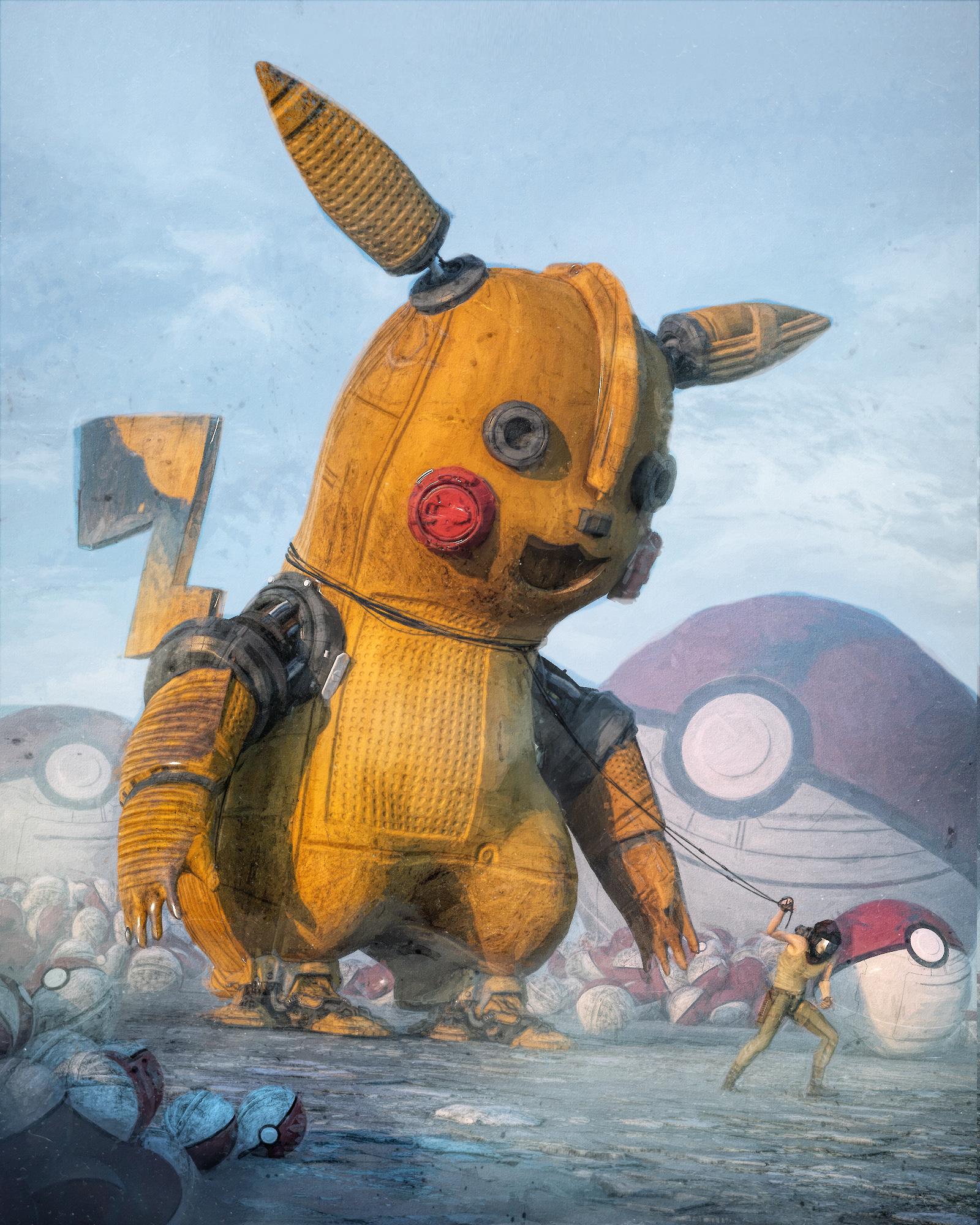 Pop Culture et dystopie par Filip Hodas