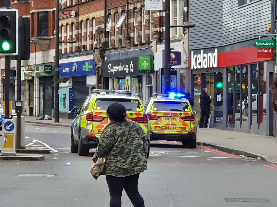 "London police shoot man after ""terrorist-related"" incident…"
