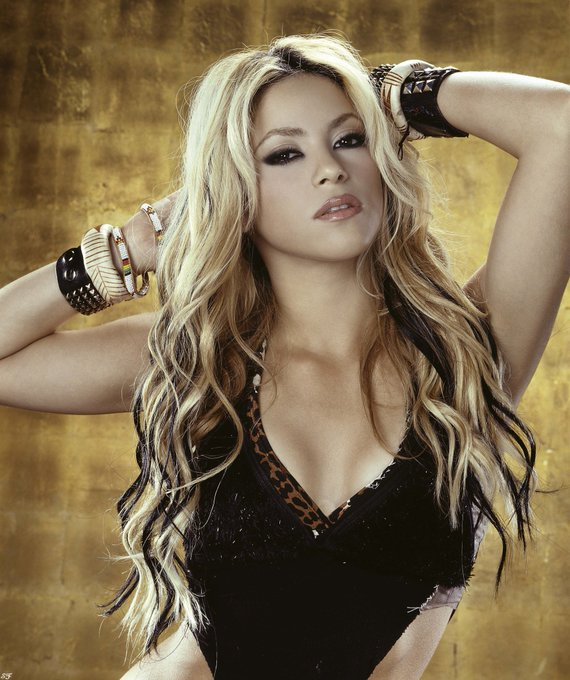 HAPPY BIRTHDAY TO THE LEGENDARY AND ICONIC LATINO POP QUEEN SHAKIRA, GOOD LUCK TONIGHT!!!