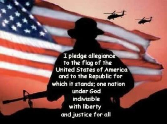 This before THIS: #PledgeAllegiance #SuperBowl #Trump2020 #GOP2020 #ISTAND #NFL #BloombergCommericalFoodTime