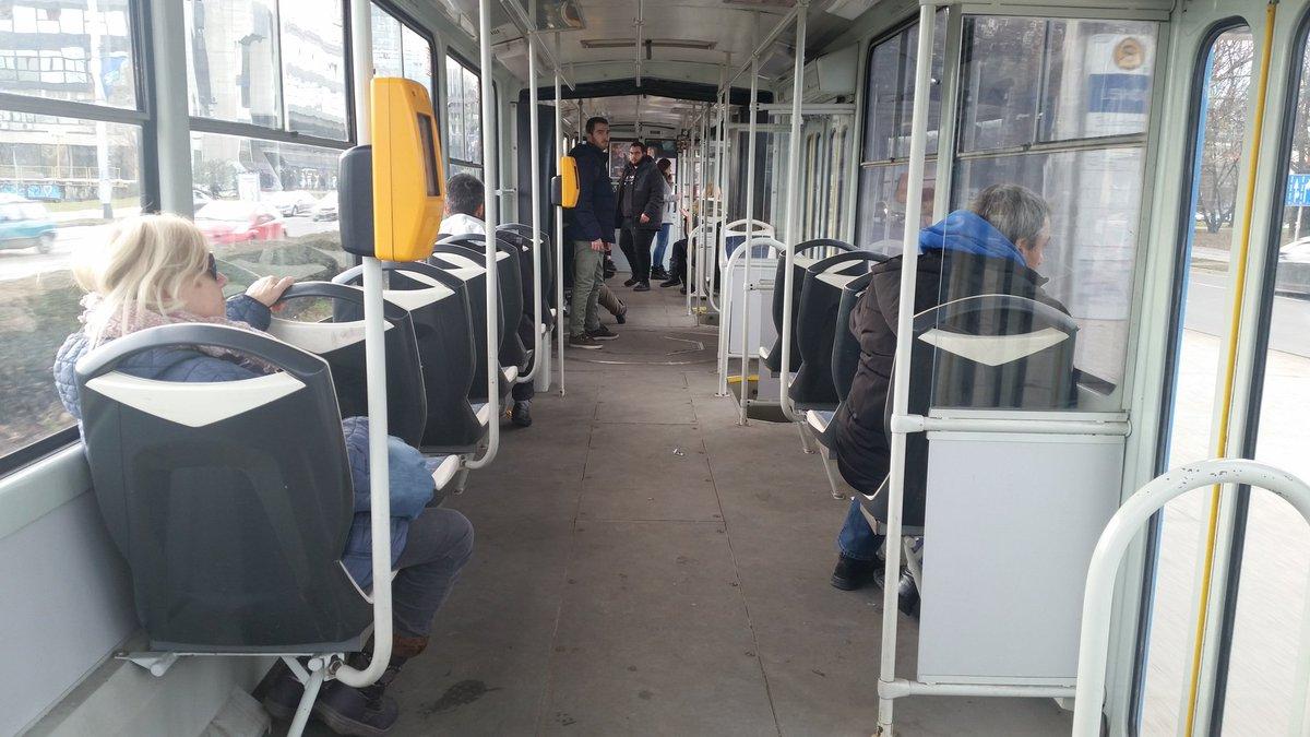 Zagreb tramvaju sex u FOTO: Plakat
