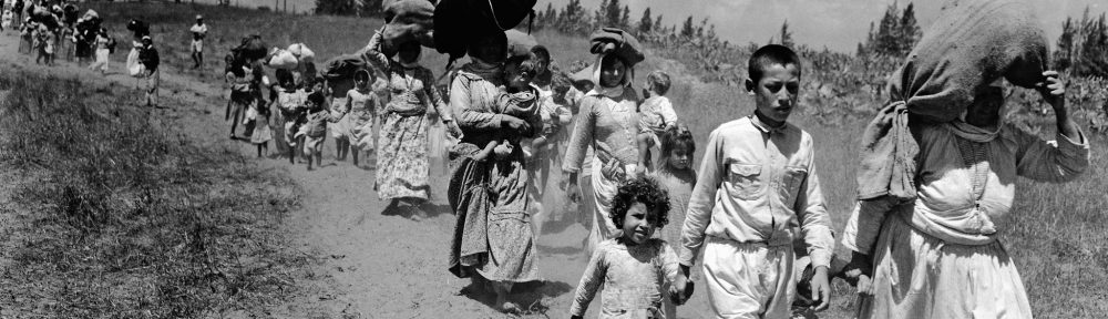 1924. Ottoman Caliphate was abolished. Ottomon empire destroyed. Last major Muslim resistance to Israel removed. 1939. WW2 waged to kill jews to create a reason for pushing Jews into Palestine. 1948. Israel was created.... 1948. Nakba...the Palestinian genocide begins..