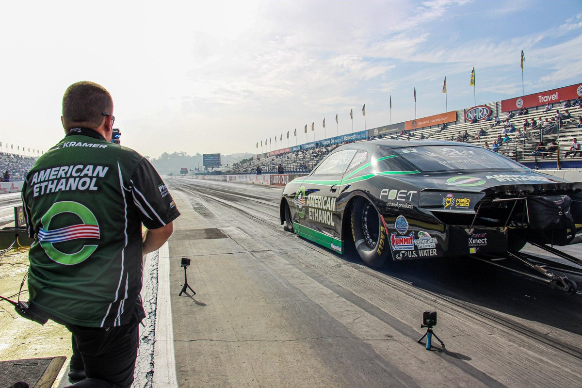 Raceday at the #Winternats is ONE WEEK OUT! #NHRA #ProStock