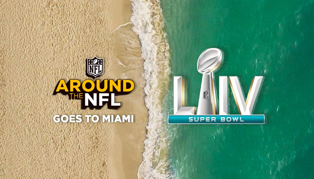 Catch up on #SBLIV coverage and predictions from @AroundTheNFL. 🏈 apple.co/AroundtheNFL