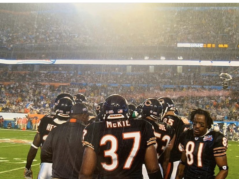 Super Bowl Sunday •Bittersweet• @thomasqjones @BUrlacher54 #RipCed