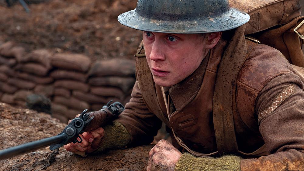 1917 wins best film at #EEBAFTAs bit.ly/31irQNf