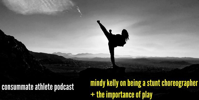 Stunt Choreography and the importance of PLAY with the ultimate badass Mindy Kelly: buff.ly/37xJvTp