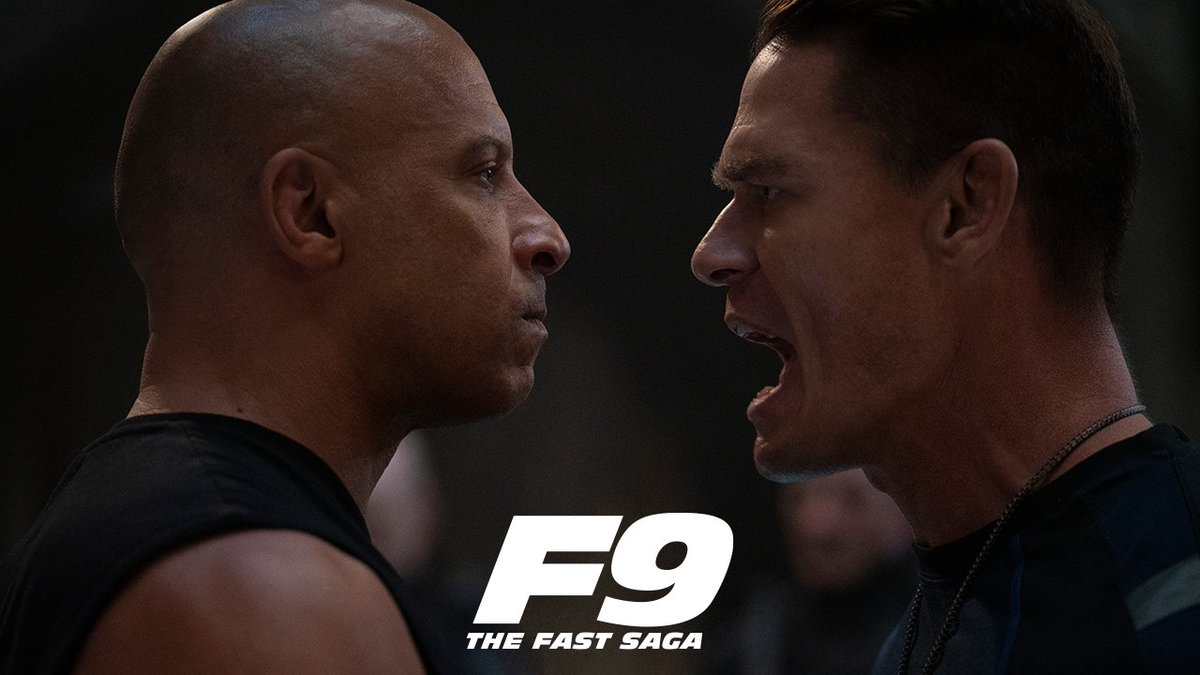 Hallelujah. Get your tickets for F9 now - in theaters May 22! fandango.com/F9