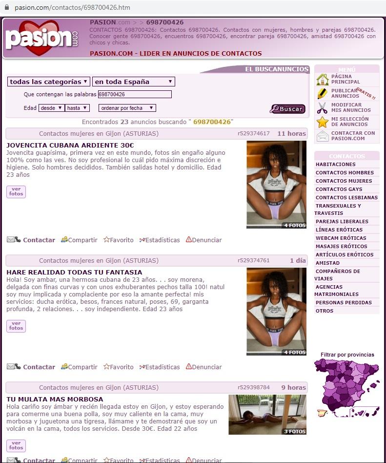 Pasion com amistad www «Numismática, Vocación