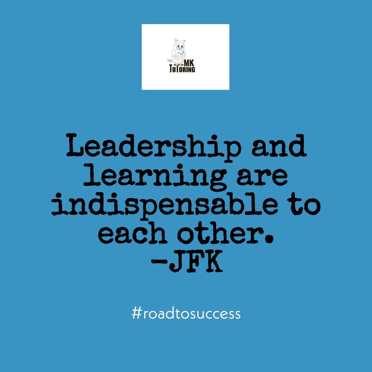 #MondayMotivation #PresidentsDay2020 #learn #tutor #onlinetutor #mktutoring #roadtosuccess pic.twitter.com/f8dS5xMh1w