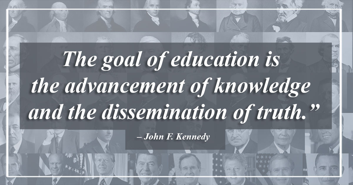 ohio education association on the goal of education is