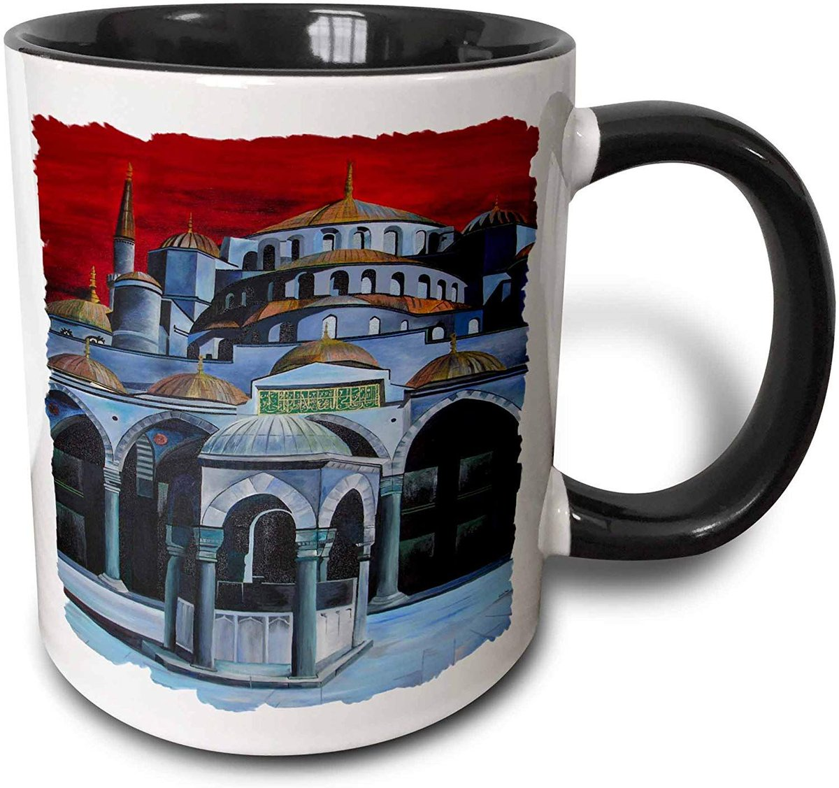 #SultanAhmedMosque #Istanbul #IstanbulLover A #perfectgift and #mug for any occasion. For coffee if hotchocolate is not your cupoftea.  A #fun and #unique #giftidea. @3DRose #ATSocialMedia   via @amazon