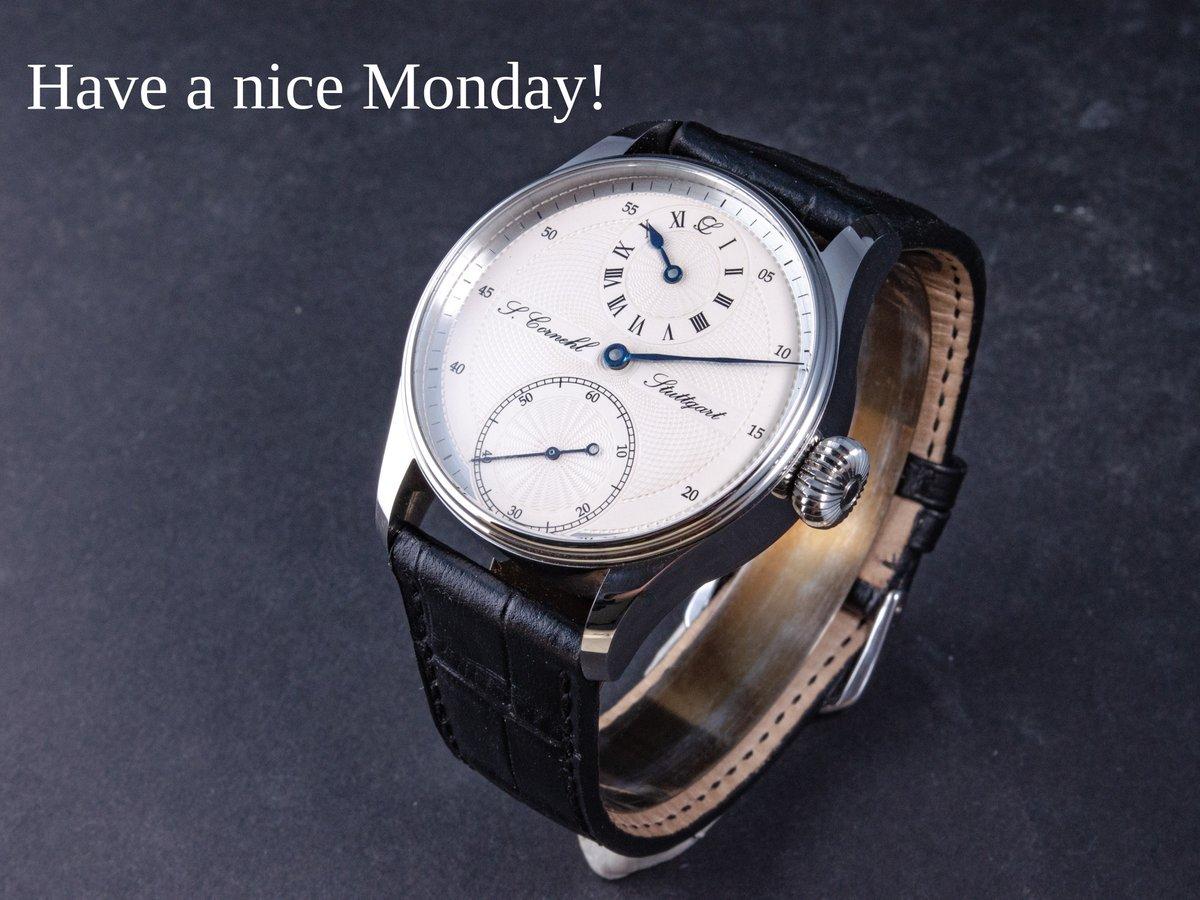 Time is an illusion. - Albert Einstein  #horology #luxury #luxurywatches #uhren #stuttgart #watches #luxury #germany #design #art #artist #artwork #watchcollectors #watchlover #watchenthusiast #finewatches #timepiece #watchaddict #wristwatch #menstyle #lifestyle #cornehlpic.twitter.com/PMZrUJSPbW