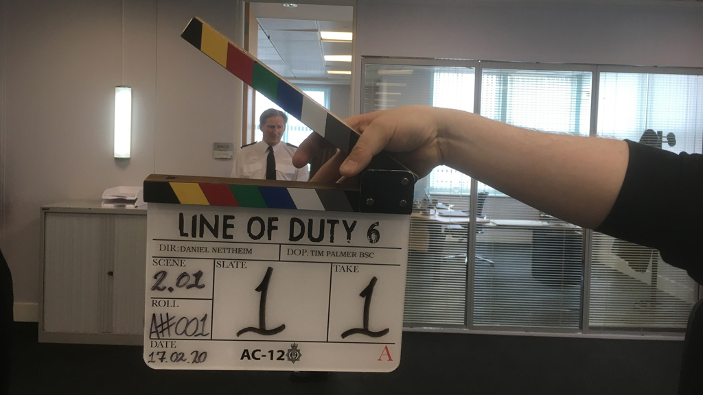 Mother. Of. God. First look images released as filming begins on series six of #LineOfDuty: