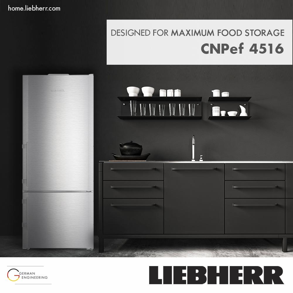 Premium quality refrigerators designed to suit your storage needs!   To know more visithttp://home.liebherr.comor call 1800 2333 444   #Liebherr #LiebherrAppliancesIndia #LoveFood #LoveLiebherr #ModernKitchen #FoodStorage #GermanEngineering #PreservationExpertspic.twitter.com/J2zaveqxRb