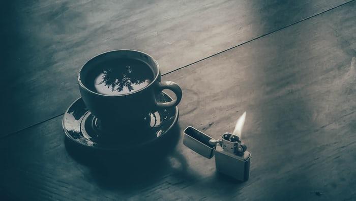 Back to black......  Coffee.....  #CoffeeTalk