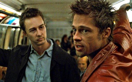 Fight Club, D. Fincher (1999) ★ ★ ★ ★ ★ pic.twitter.com/uMjLCjGlcu
