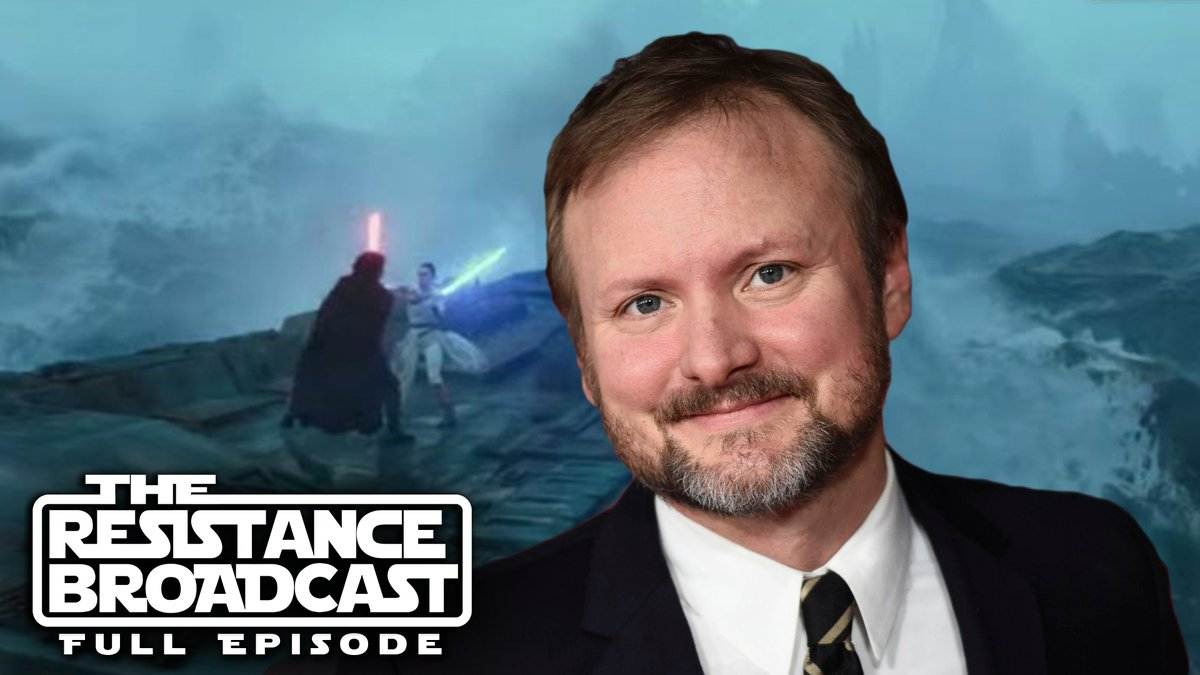 NEW EPISODE! Our takes on Rian Johnson's thoughts on #TheRiseofSkywalker, and Kelly Marie Tran's response to her limited role.  We also have fun talking about that super affordable #StarWars hotel at Disney World. The base is open, come on in! #Podcast   https://www.youtube.com/watch?v=jQalOX_x2NE&feature=youtu.be …pic.twitter.com/U765mVWPS5