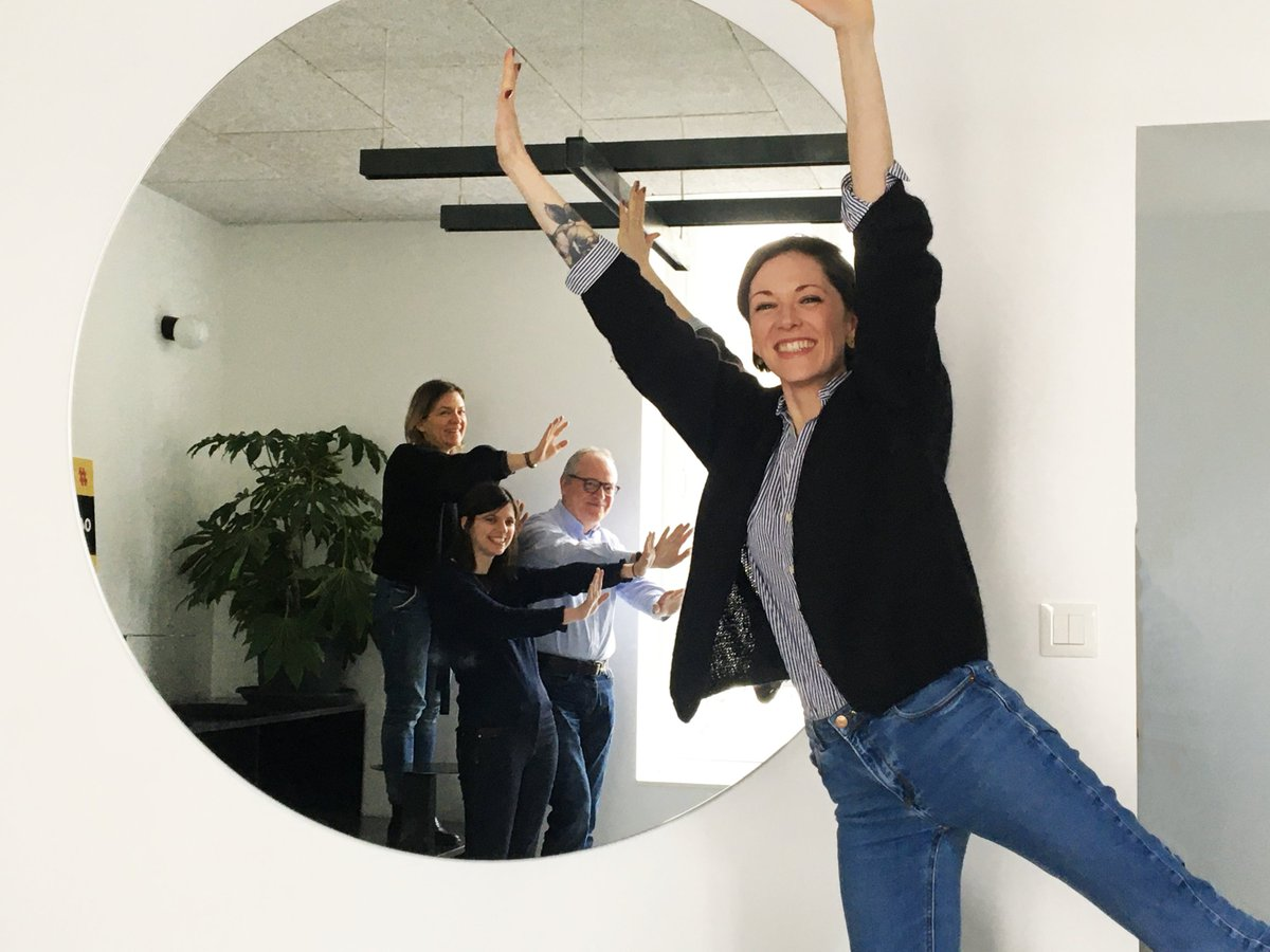 #Welcome ⎜Noémie rejoint la super #team de L'Optimiste en tant qu'office manager ! Prête à déplacer les montagnes avec son équipe d'experts #comptables  Bienvenue Noémie !!   Découvrez son portrait ici http://swll.to/6LOj3p  #Onboarding #Rennes #Emploi @AssociesFleuretpic.twitter.com/Wy85gi21Xu