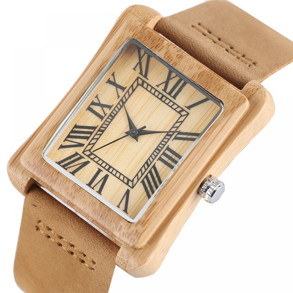#dailywatch #watchaddict Luxury Gifts Wooden Watches Quartz Watch Men Special Rectangular Dial Roman Numbers Men's Wristwatch Unisex Clock Lovers Gift https://www.wooden-watches.biz/luxury-gifts-wooden-watches-quartz-watch-men-special-rectangular-dial-roman-numbers-mens-wristwatch-unisex-clock-lovers-gift/…pic.twitter.com/uhcMre42tW