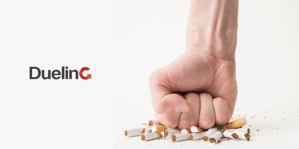 Dicen que sólo se necesitan 21 días para convertir una actitud en un hábito. ¿Sois capaces de estar 21 días sin fumar? ¡Ha llegado el momento de retaros!   #habitossaludables #21dias #healthy #retos #Dueling