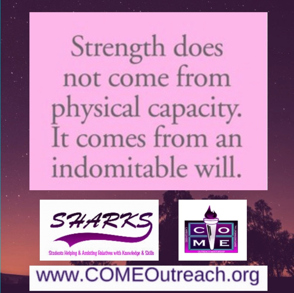 Thought for the day!  #Caregivers #Youarenotalone #Selfcare #Comeoutreach  #iheartcaregiver #Alzheimers #Autism #Family #Babyboomers #Comeoutreach #CCCinfoorg #makingadifference