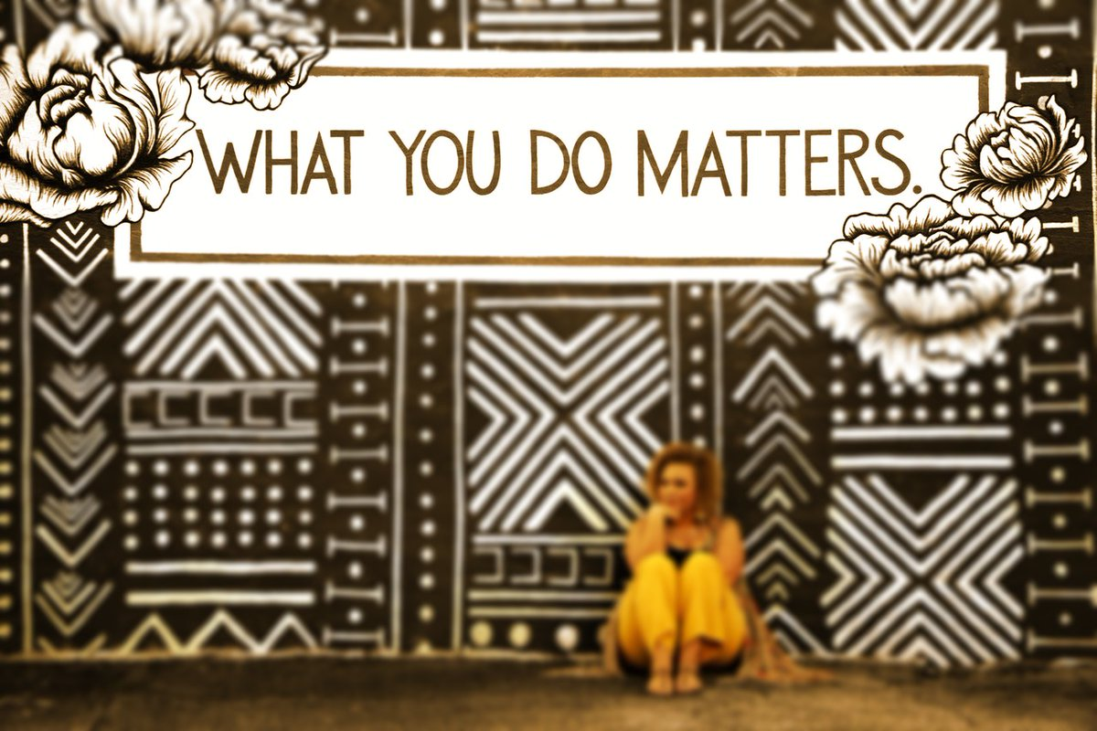 Who else needs some #mondaymotivation this morning?   Whatever today throws at you, remember that who you are and what you do matters. #mookymondays #selfcare #litcommunity  Please help spread the love by retweeting and liking, many of us need a pick me up.💕