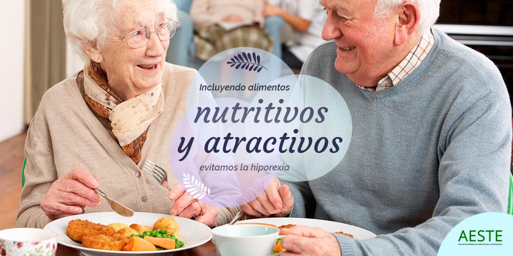 test Twitter Media - 🍎La #hiporexia o falta de apetito que presentan algunas #PersonasMayores puede ser consecuencia de otros problemas de salud, pero es natural que, a medida que envejecemos, consumamos menos calorías, ya que nuestras necesidades físicas no son tan altas. https://t.co/jF06JnJrya