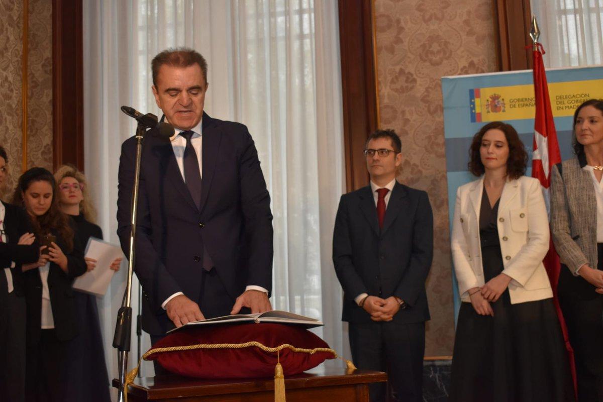 Foto cedida por Delegación de Gobierno Madrid