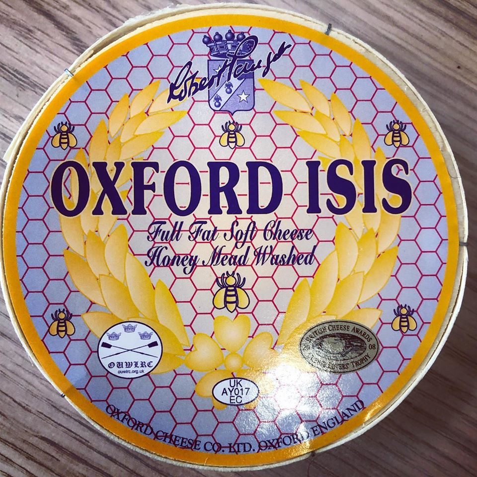 test Twitter Media - New label for the amazing Oxford Isis cheese. Proud to see our logo there and to be associated such a wonderful product @OxfordCheeseCo https://t.co/zlzoQFGm1s