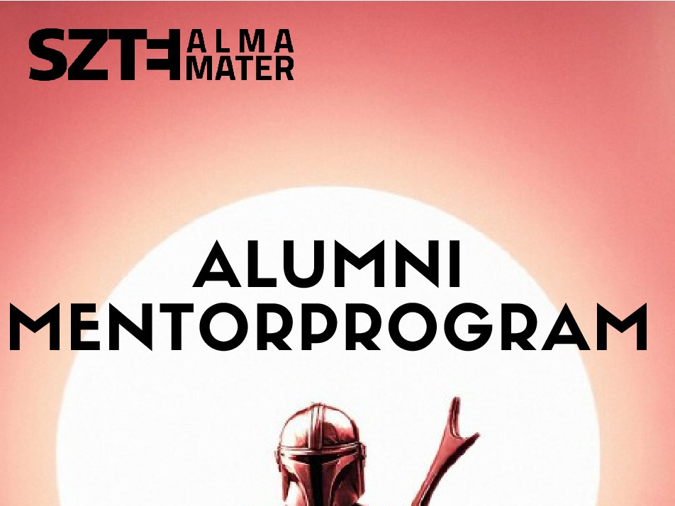 Join the Alumni Mentoring Programme 🖱️, find your own professional expert 🤓📚, who can answer your questions and can help you plan your future 🔮  #SZTE #AlumniMentor #Universityofszeged #Hungary #Szeged