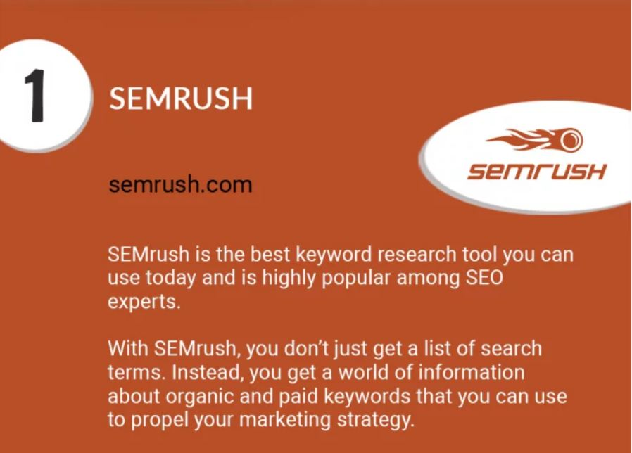 With a free account, you can still use SEMrush, When you first sign up for SEMrush, you get the first option with a 7-day trial subscription for Pro or Guru. http://online-digitalseo.com #Feb17  #onlinedigital #onlinedigitalseo #besttool #allseopic.twitter.com/jSUsrtrbBp