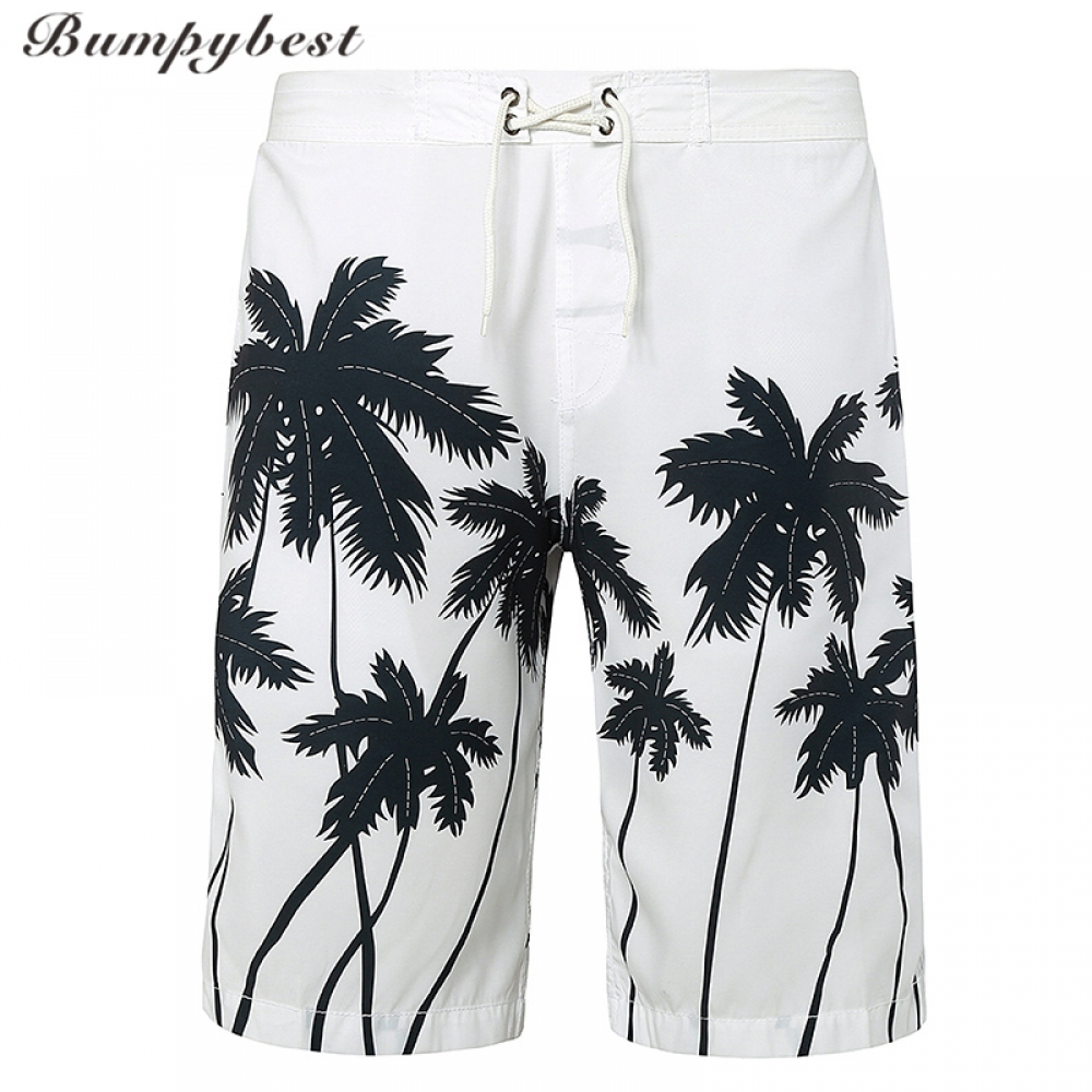 Bumpybeast New summer mens beach shorts thin quick drying men board shorts summer bermuda masculina men swimwear trunks size xxl  #fashion|#tech|#home|#lifestyle