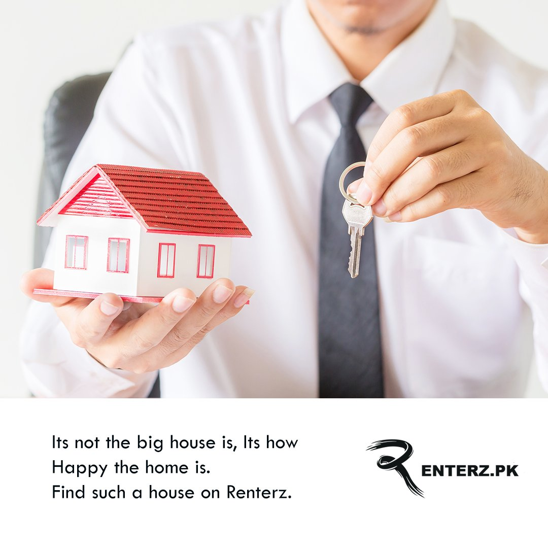 Find a home of your dreams at Renterz. Home is another name of love, so choose carefully. #rent #travelpakistan #pakistantourism #rentals #realstate #rental #property #flate #apartment #bookplace #renterz #househunting #homesweethome #properties #home #newhome #dreamhomes #House