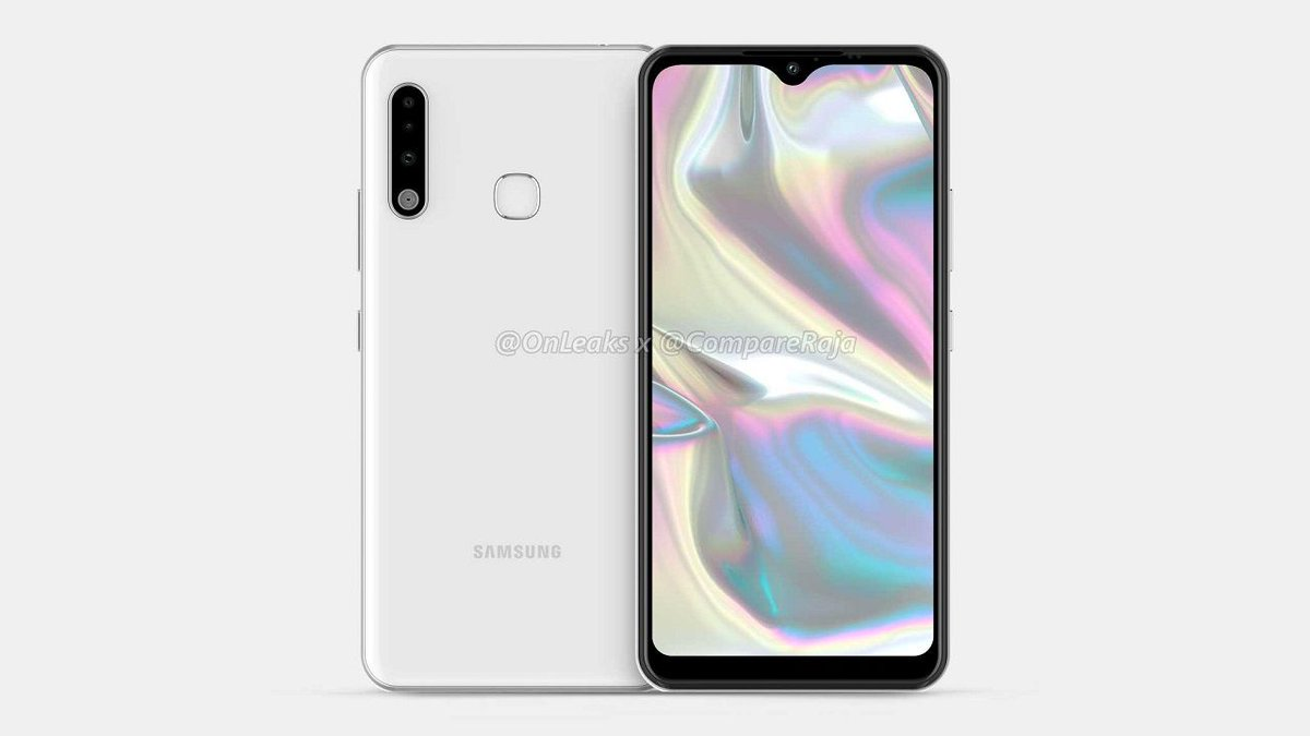 Renders for the @SamsungMobile #GalaxyA70e have hit the internet. Suggests that the device will come with a 6.1-inch screen and micro USB port.   https://www.digit.in/news/mobile-phones/samsung-galaxy-a70e-renders-leak-online-suggest-61-inch-screen-microusb-port-52379.html…pic.twitter.com/gqbsi4syR5