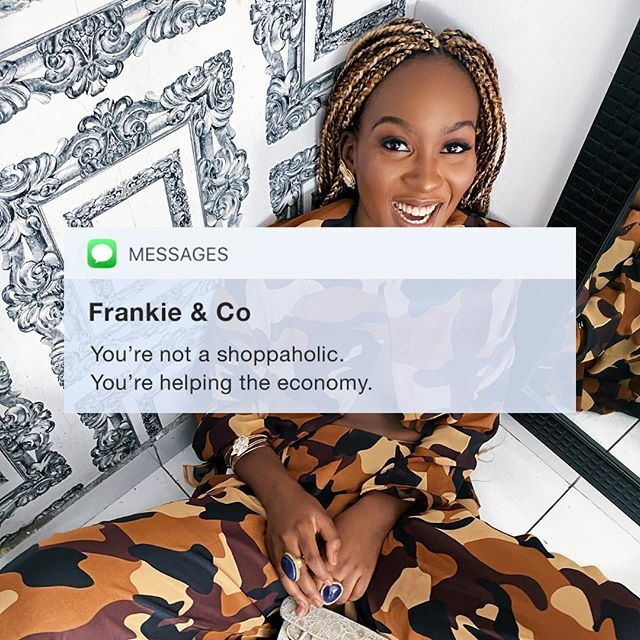 Yes!!!!! We're doing our part in uplifting the economy. And shopping from Us, you're definitely growing the naira. Buy FCO outfits and do your bit in growing the economy. __  #africanfashion #africanprints #ankaraprints #ankara #ankarastyle #bellanaijastyle #casualoutfit #ca…pic.twitter.com/USMQnAqNHO