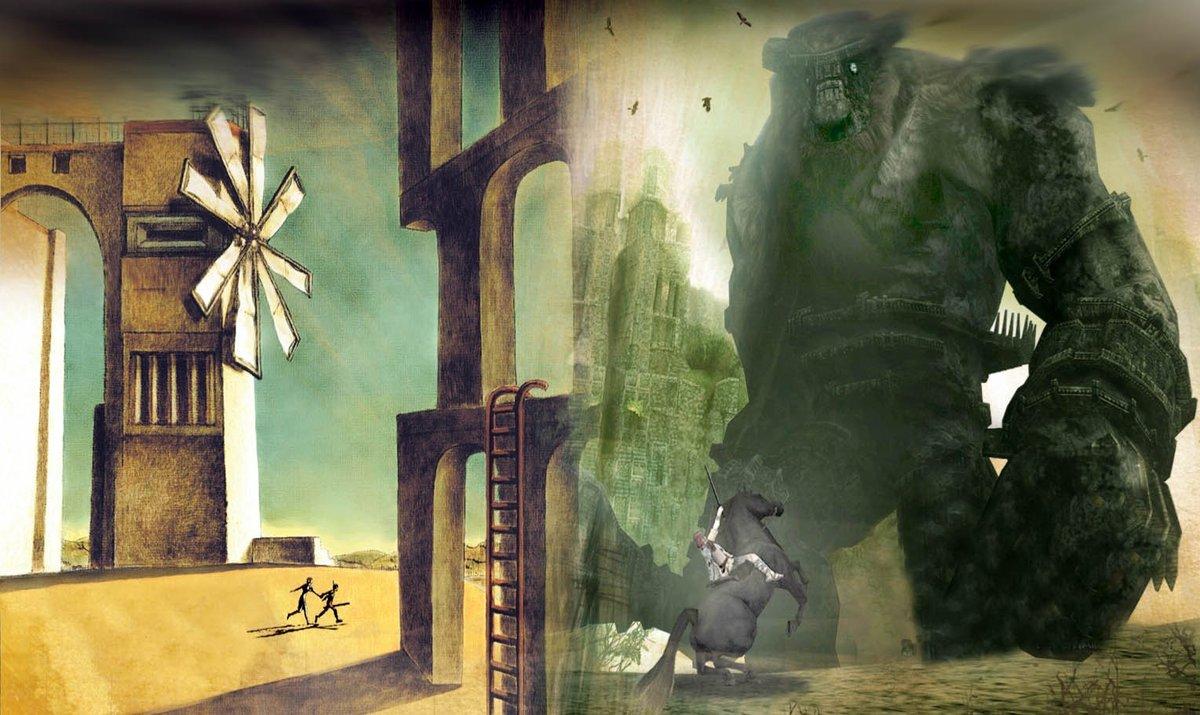 El 17/2/2006 @PlayStationES estrena en España uno de los títulos más singulares del catálogo de PS2, SHADOW OF THE COLOSSUS. Ese mismo día se reeditó ICO, el anterior título de F. Ueda, su director: dos piezas clave en la evolución artística y emocional del videojuego reciente. pic.twitter.com/ijiquWXzke